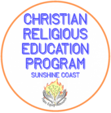 Christian Religious Education Program Sunshine Coast